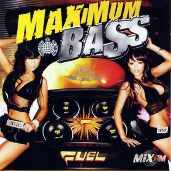 MINISTRY OF SOUND - Maximum Bass Xtreme (2008)