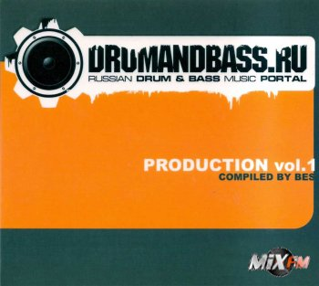 DRUMANDBASS.RU PRODUCTION VOL.1 - Compiled by BES