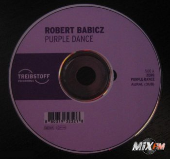 Robert Babicz - Purple Dance