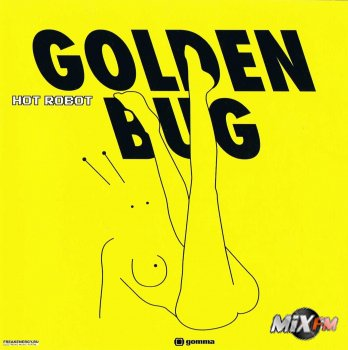 Golden Bug - Hot Robot