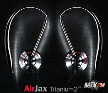 Инновационные наушники AirJax за $180