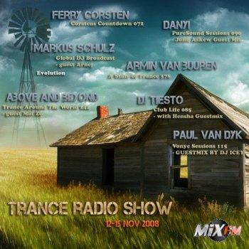 Trance Radio Show (12-15 Nov 2008)