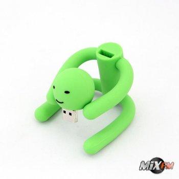 Зеленый USB-йог