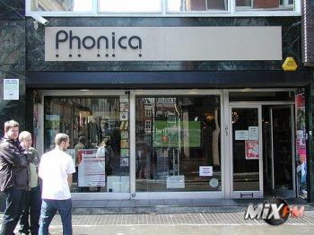 Phonica запускает лейбл