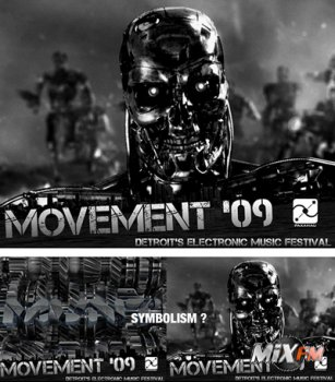 Movement 2009 в Детроите