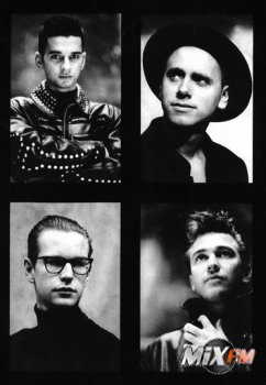 Depeche Mode - The Dark Progression