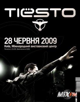Tiesto's Summer Tour 2009