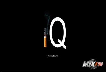 Не курю! Это не современно