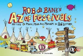 Rob Da Bank - Я трачу 12 часов в день 365 дней в году, размышляя о фестивалях