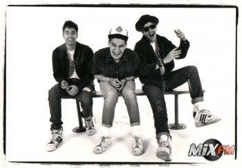 Beastie Boys - В наших новых композициях много слов