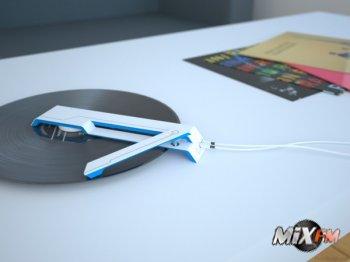 Виниловый USB-плеер Linos