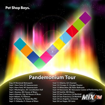 Pet Shop Boys везет с собой в Украину потрясающую сцену и шоу