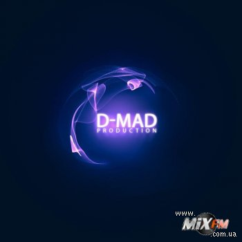 D-Mad - Radiomix December (incl. many russian exclusive tunes)