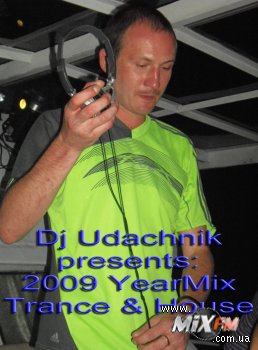Dj Udachnik presents 2009 YearMix