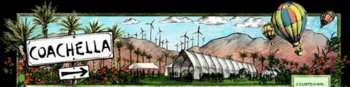 Richie Hawtin и Tiesto стали хедлайнерами фестиваля Coachella 2010