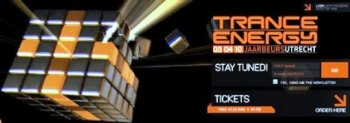Trance Energy и Sander van Doorn объявляют конкурс