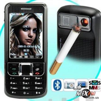 Machismo – телефон и зажигалка в одном флаконе
