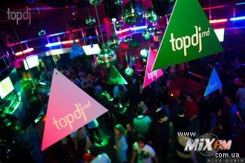 Запуск TopDJ в Молдове