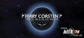 Ferry Corsten посетит Украину со своим шоу Twice In A Blue Moon: The Experience
