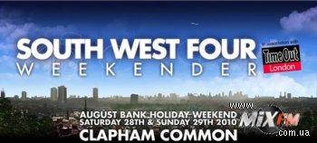 Armin van Buuren и Fatboy Slim выступят на лондонском фестивале