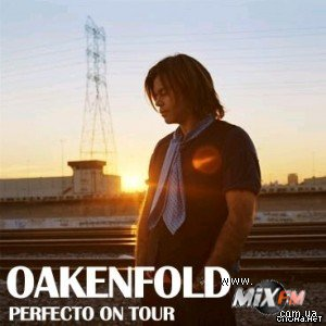 Paul Oakenfold покорит море!