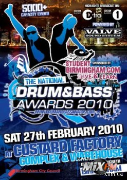 Drum&Bass Awards 2010