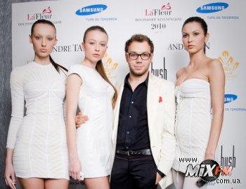 Предпоказ «интеллектуальной моды» Андре Тана на Supermodel Party