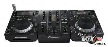 Pioneer представляет CDJ-350 и DJM-350