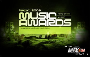 Стартовало голосование на Beatport Music Awards