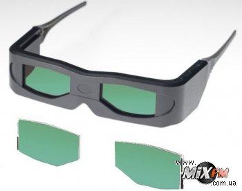 Toshiba обещает 3D-очки, в которых не устают глаза