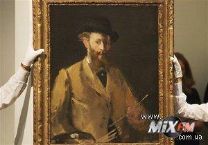 Автопортрет Мане установил рекорд на аукционе Sotheby's