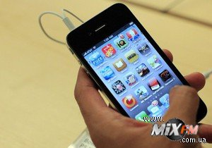 В Украине появились первые iPhone 4