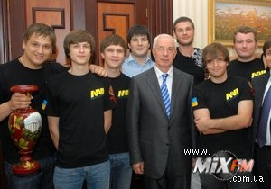Украинцы победили на чемпионате мира по компьютерным играм