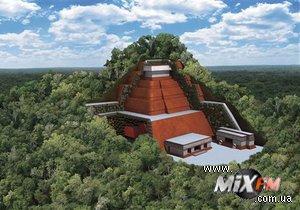 В Гватемале археологи обнаружили гробницу короля майя