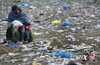 Организаторы фестивалей собираются бороться с мусором