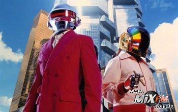 Daft Punk огласили дату следующего релиза