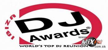 Cтартовало голосование DJ Awards