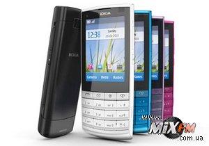 Nokia представила дешевую модель телефона с сенсорным экраном