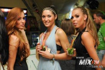 Bacardi Mojito Night: кусочек Ибицы в украинских клубах