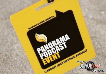 17 августа, Panorama Podcast feat. Seba @ КаZантип
