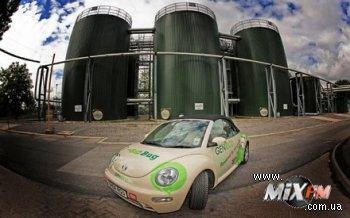 Бытовые отходы станут топливом для авто