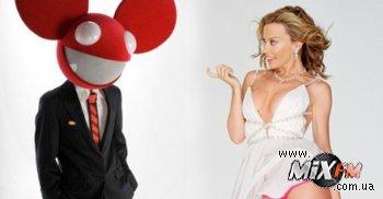 Kylie Minogue и Deadmau5 – новый творческий дуэт