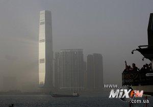 В Гонконге начали продавать чистый воздух