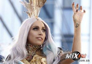 Птица счастья. Lady GaGa стала триумфатором церемонии MTV VMA-2010
