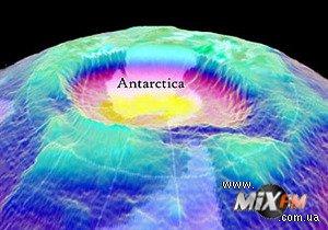 Ученые рассказали об изменениях озоновой дыры