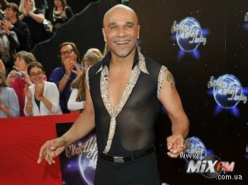 Goldie стал участником Strictly Come Dancing