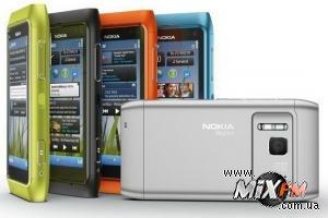 Начались официальные продажи Nokia N8
