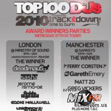Выиграй VIP-вход на DJMag Top 100 DJ