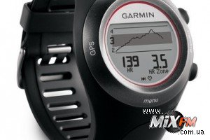 Часы для спортсменов оборудовали навигатором