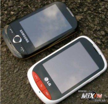 """LG T310: """"молодежный тачскрин с Wi-Fi за 150$"""""""